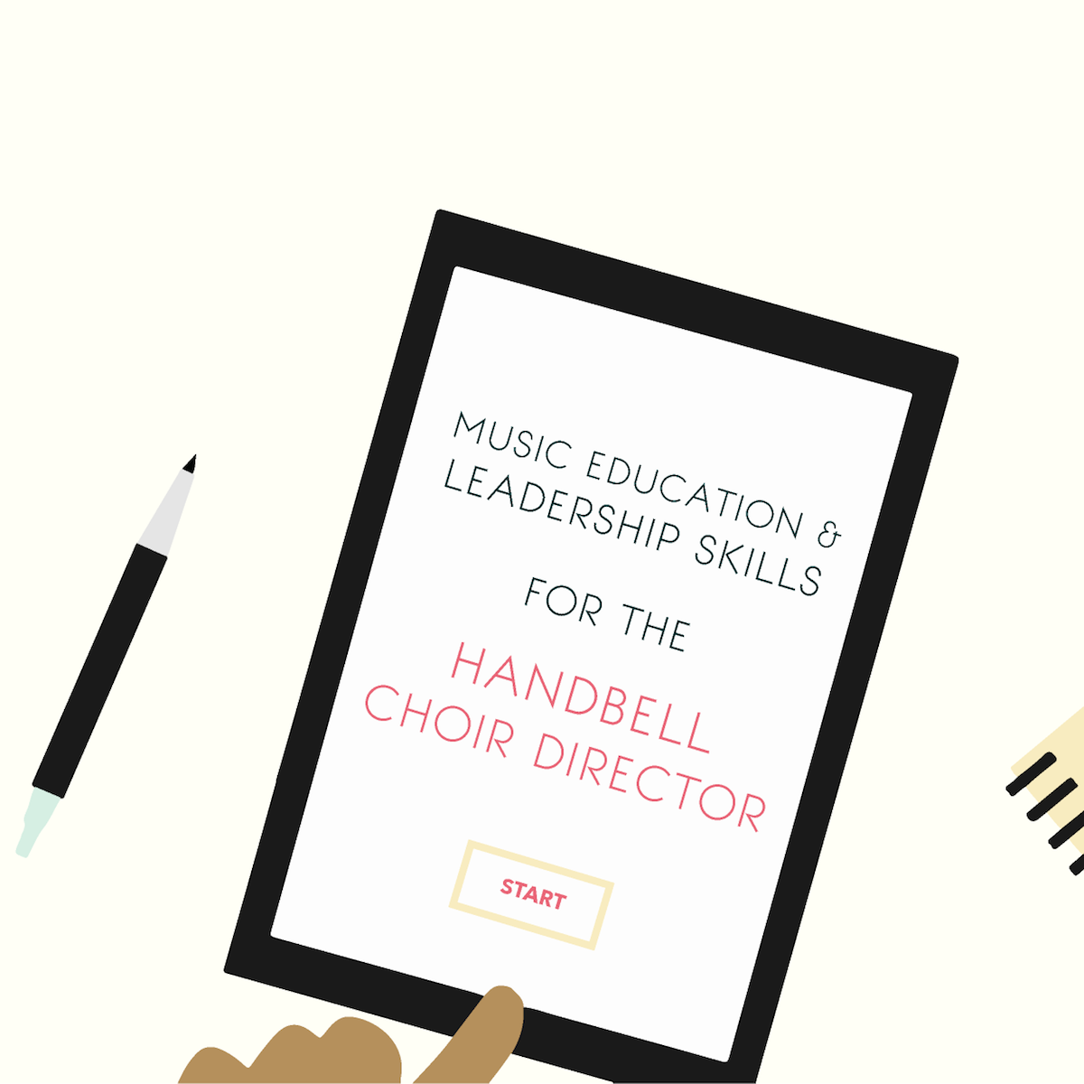 Music Education & Leadership Skills for the Handbell Choir Director - an online mini course.png