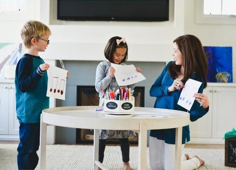 Musik at Home Giveaway - Family Music for Ages 4-7