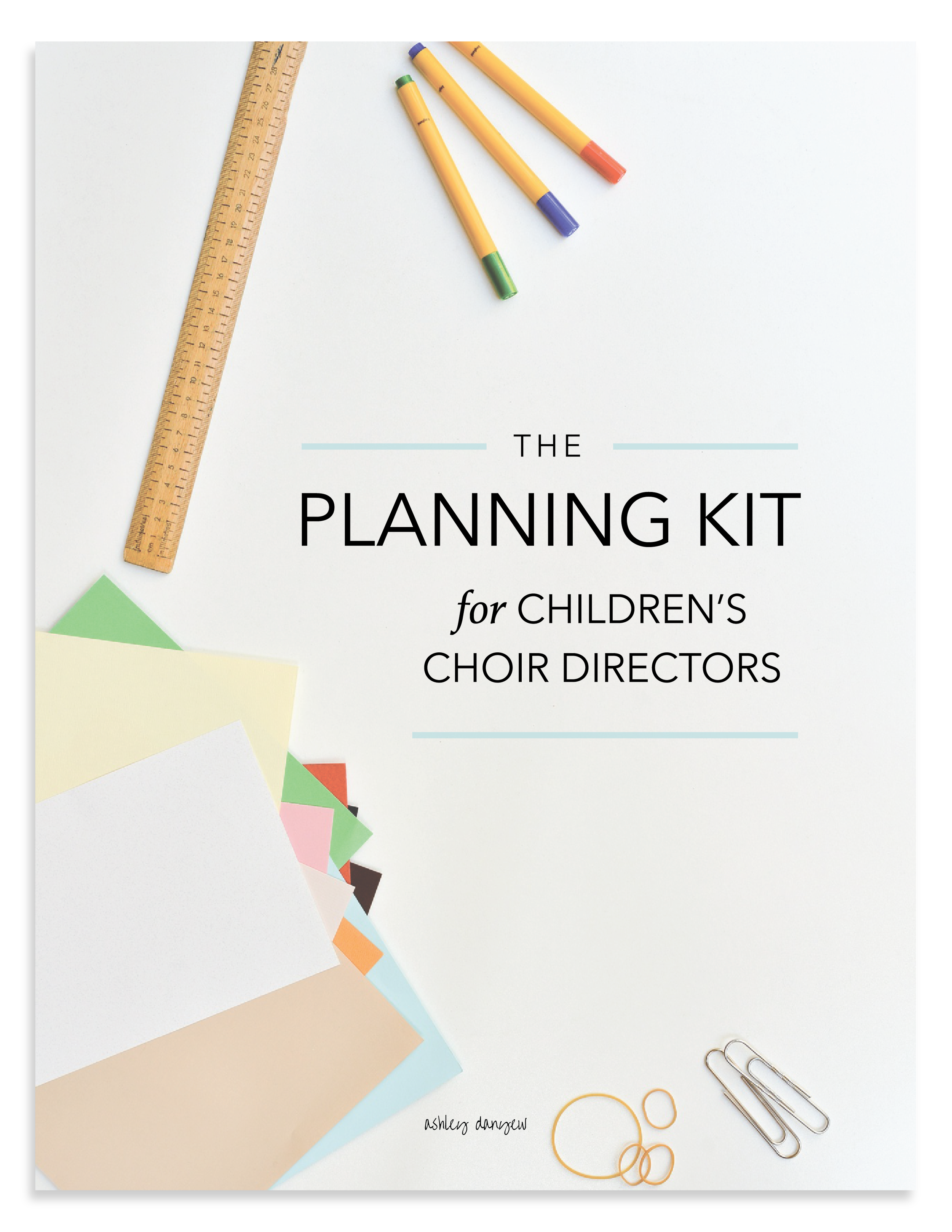 The Planning Kit for Children's Choir Directors - a 22-page collection of printables, templates, and worksheets.png