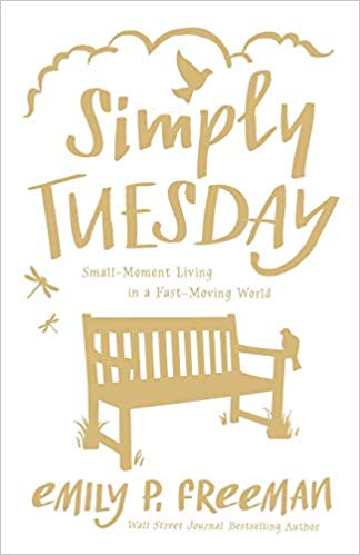 Simply Tuesday: Book Review