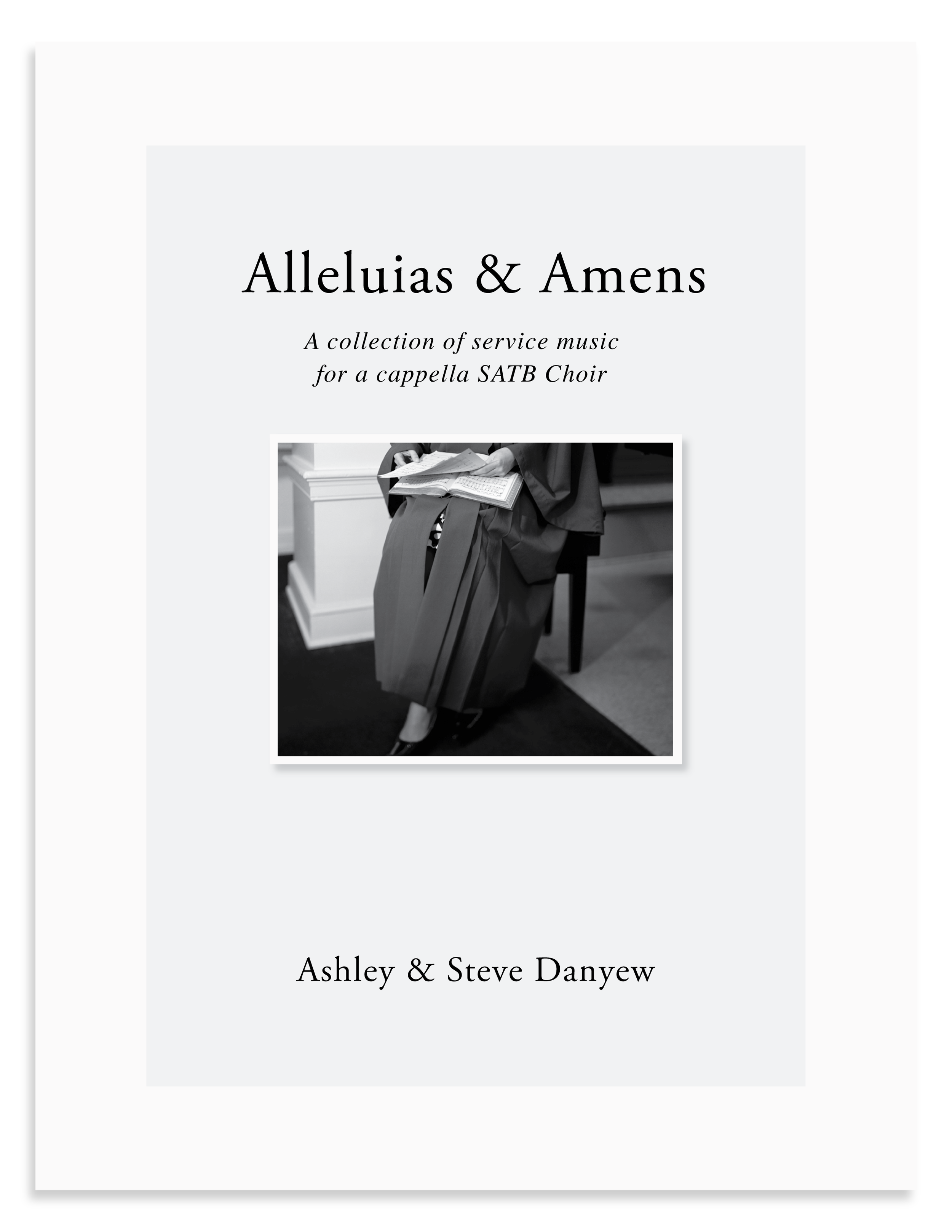 Songs for the Sanctuary: Alleluias & Amens by Ashley and Steve Danyew.png