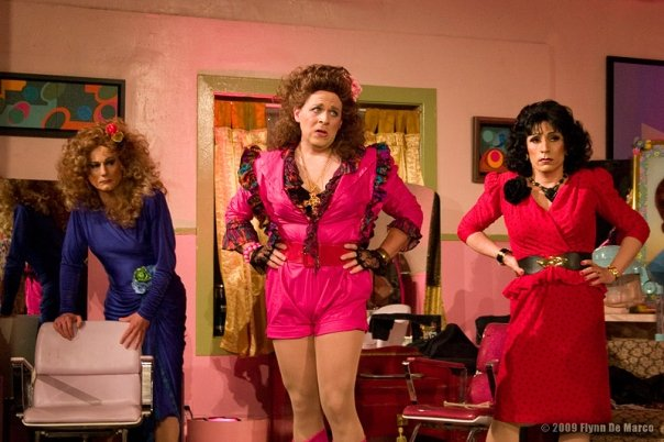 STALE MAGNOLIAS, Foul Play Productions, 2009