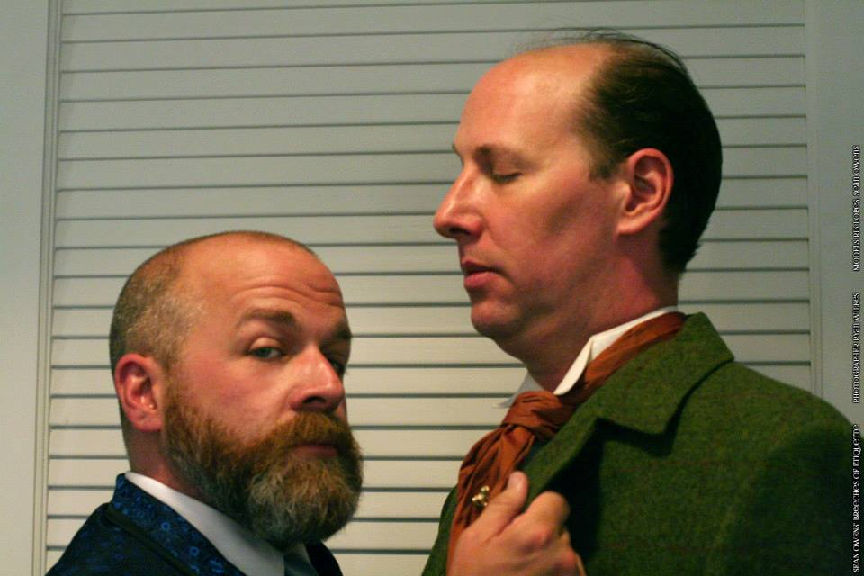 BREECHES OF ETIQUETTE, Foul Play Productions, 2013