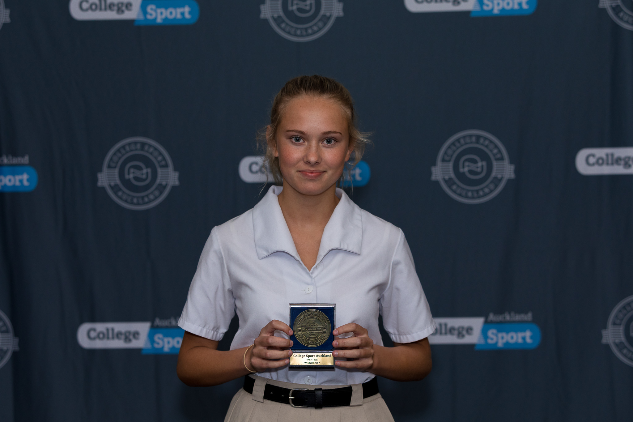 College Sport Auckland - Young Sportsperson of the Year Awards 2017