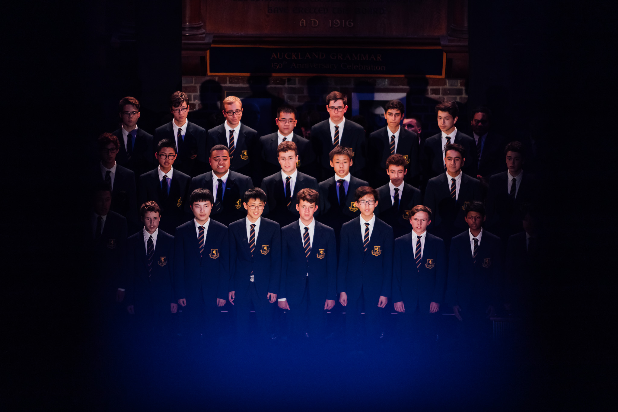 Auckland Grammar School 150th - Musical Extravaganza