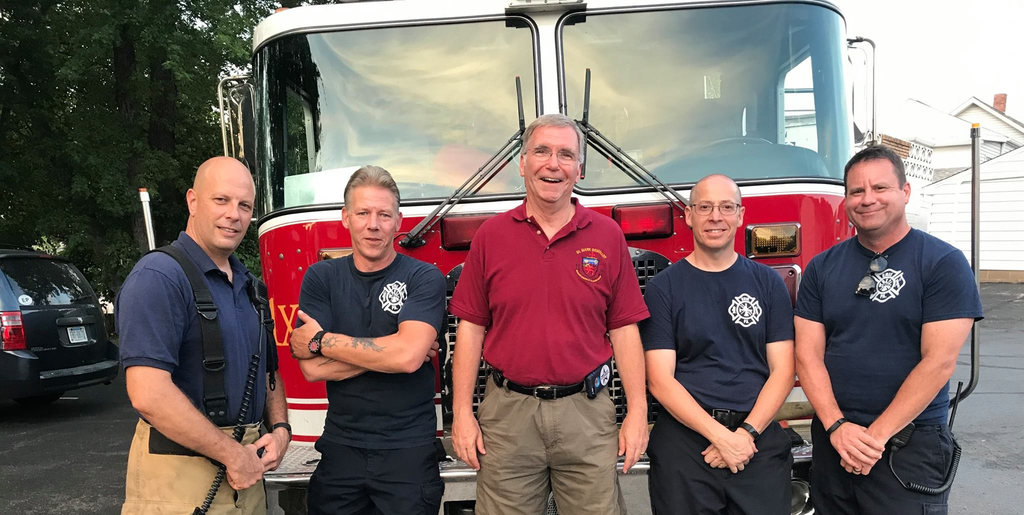 Erie Fire Fighters.