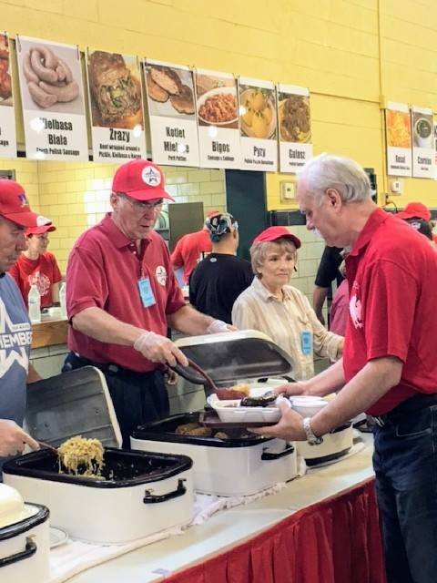 Volunteering has been an important aspect of Joe's life for several decades.