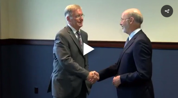 Governor Wolf Endorses Joe Schember