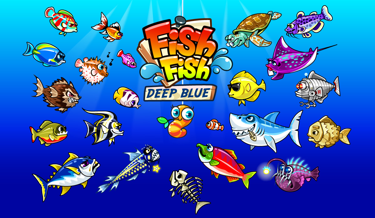 Fish Fish The Mobile Fishing Game