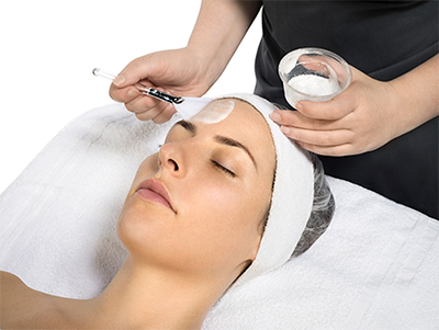 Chemical Peels ($35+) - A chemical solution is applied to the skin that causes it to exfoliate and eventually peel off. The new, regenerated skin is usually smoother and less wrinkled, reduced scarring, and reduced age spots.
