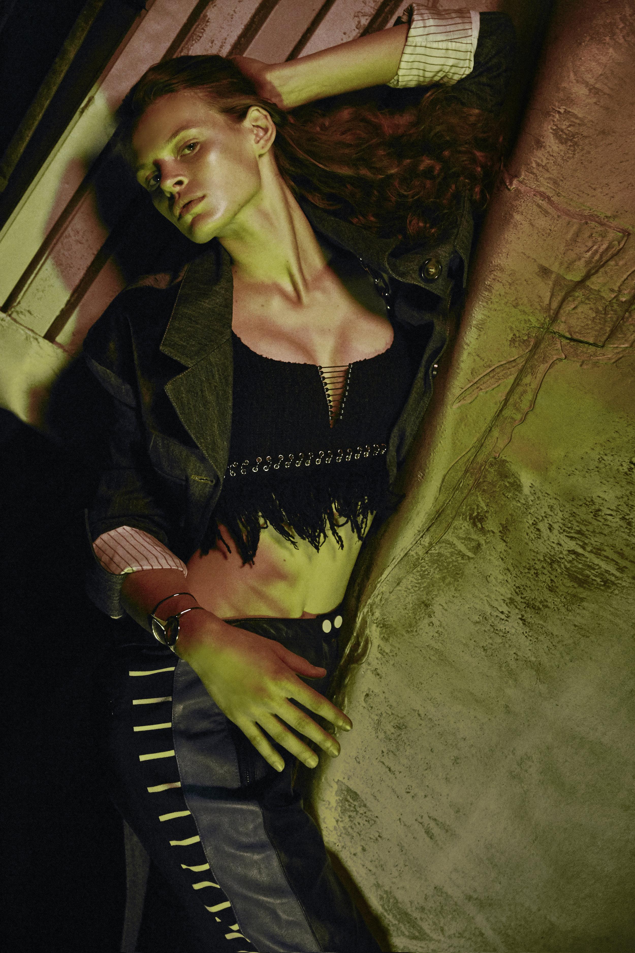 Cara Taylor at Next by Mikey Asanin