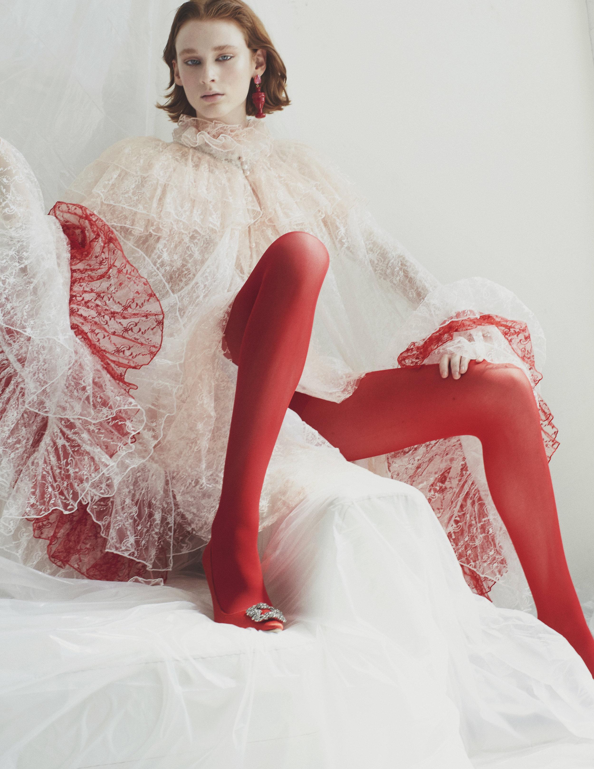 Kaila Wyatt at The Society by Mikey Asanin