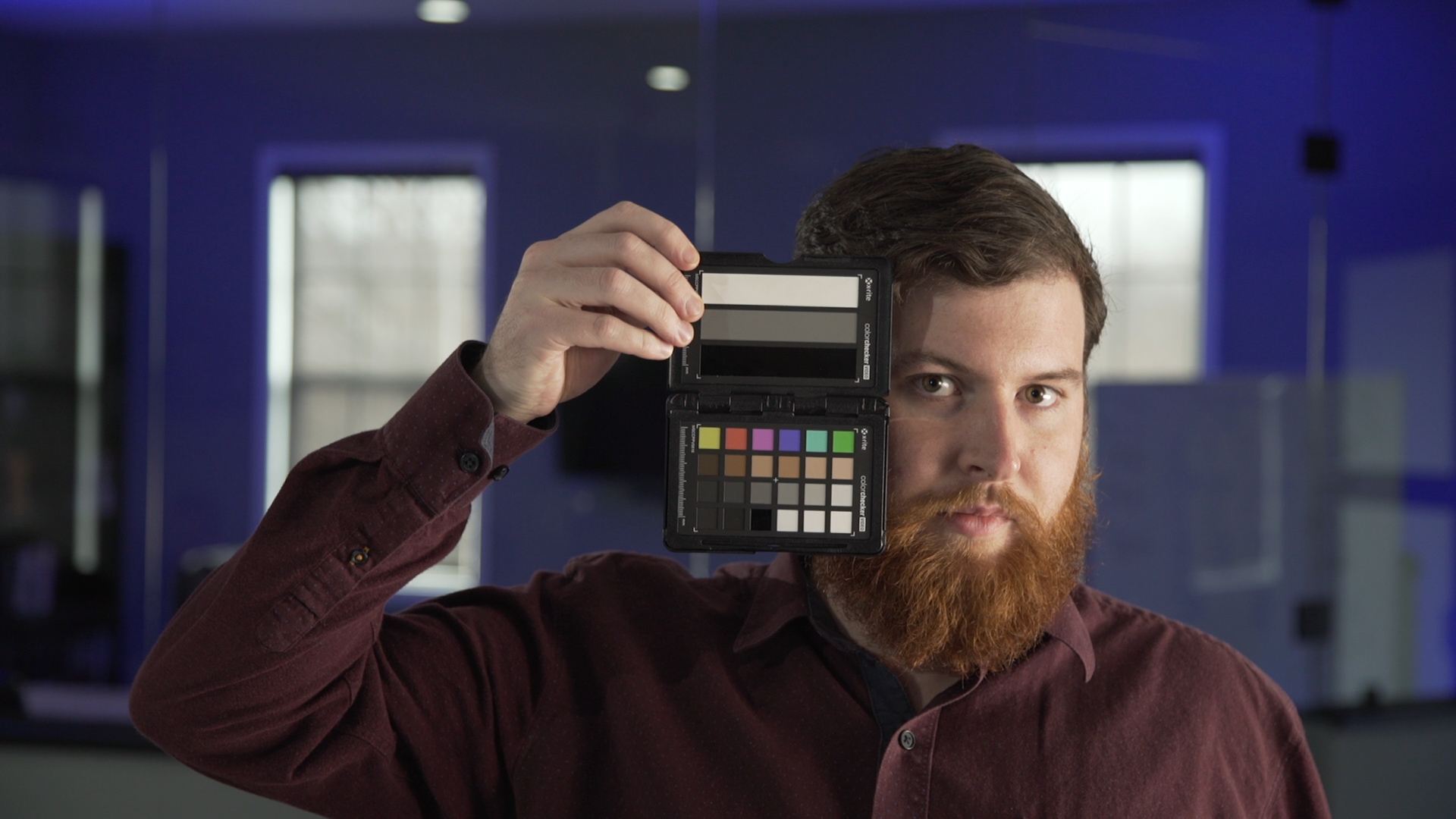 Dan with Color Chart.jpg