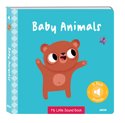 Baby Animals      ISBN: 978-2-7338-4612-4