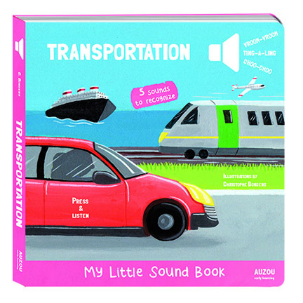 Transportation My Little Sound Book