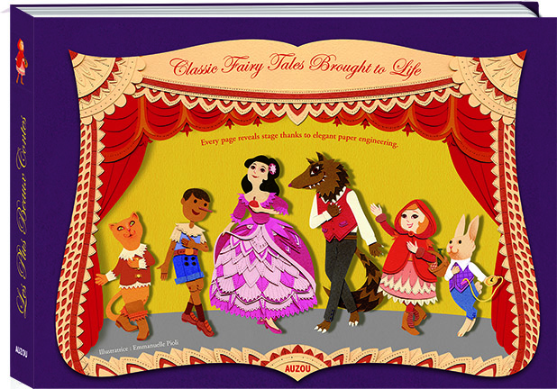 My Wonderful Fairy Tale and Other Stories Paper Theater