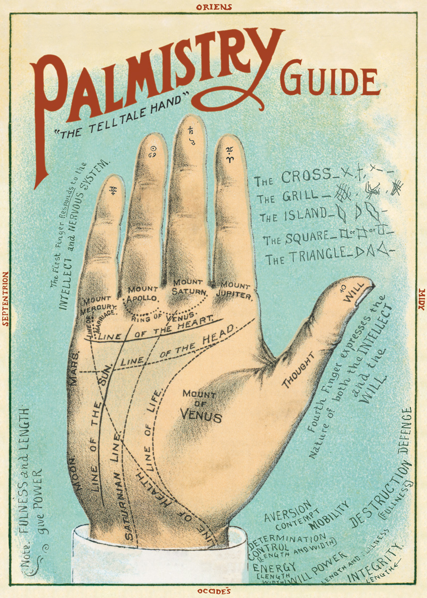 Palmistry Wrap
