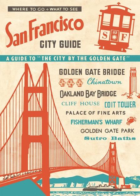 San Francisco Guide Wrap