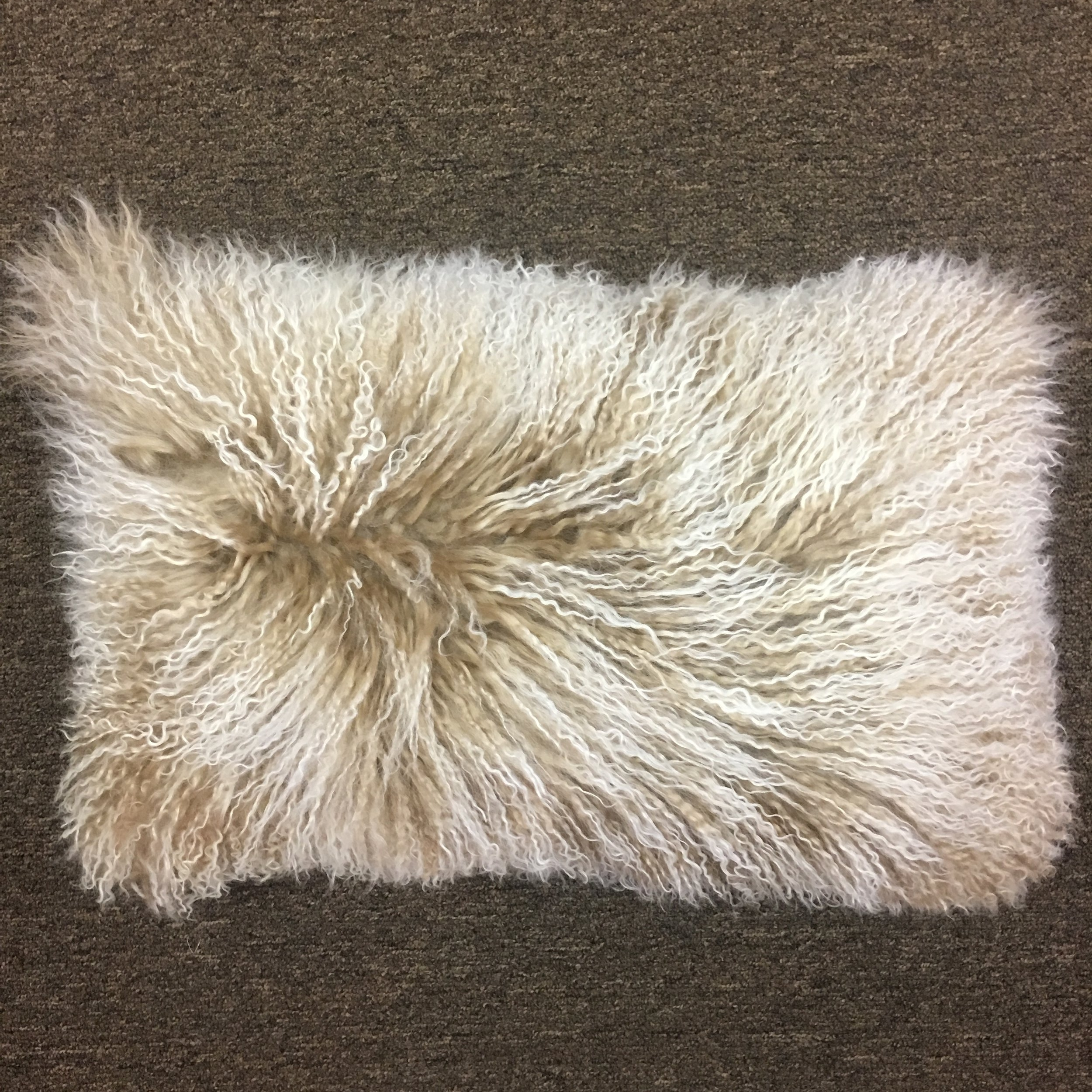 Mohair Pillow $115