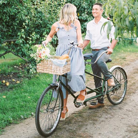 Martha Stewart Weddings | Overcoming Engagement Anxiety | Rhonda Richards-Smith
