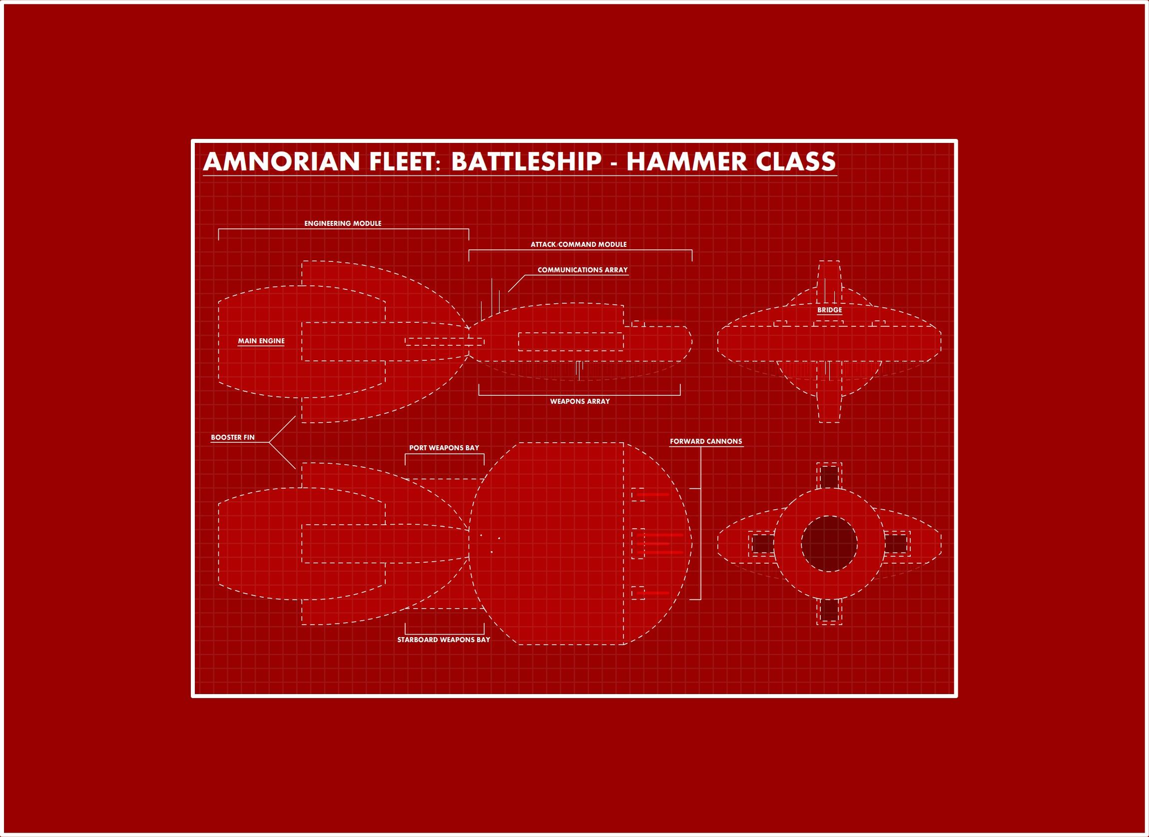 Amnorian Fleet - Battleship - Hammer Class.jpg