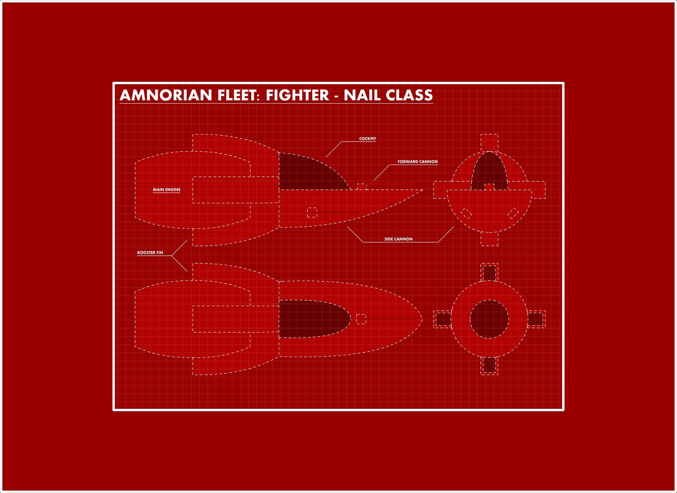 Amnorian Fleet - Fighter - Nail Class.jpg
