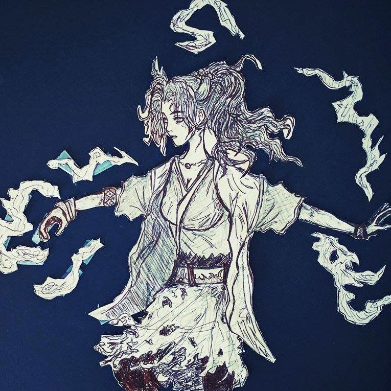 Mizume no Fuyusaki , by Kevin Hsu