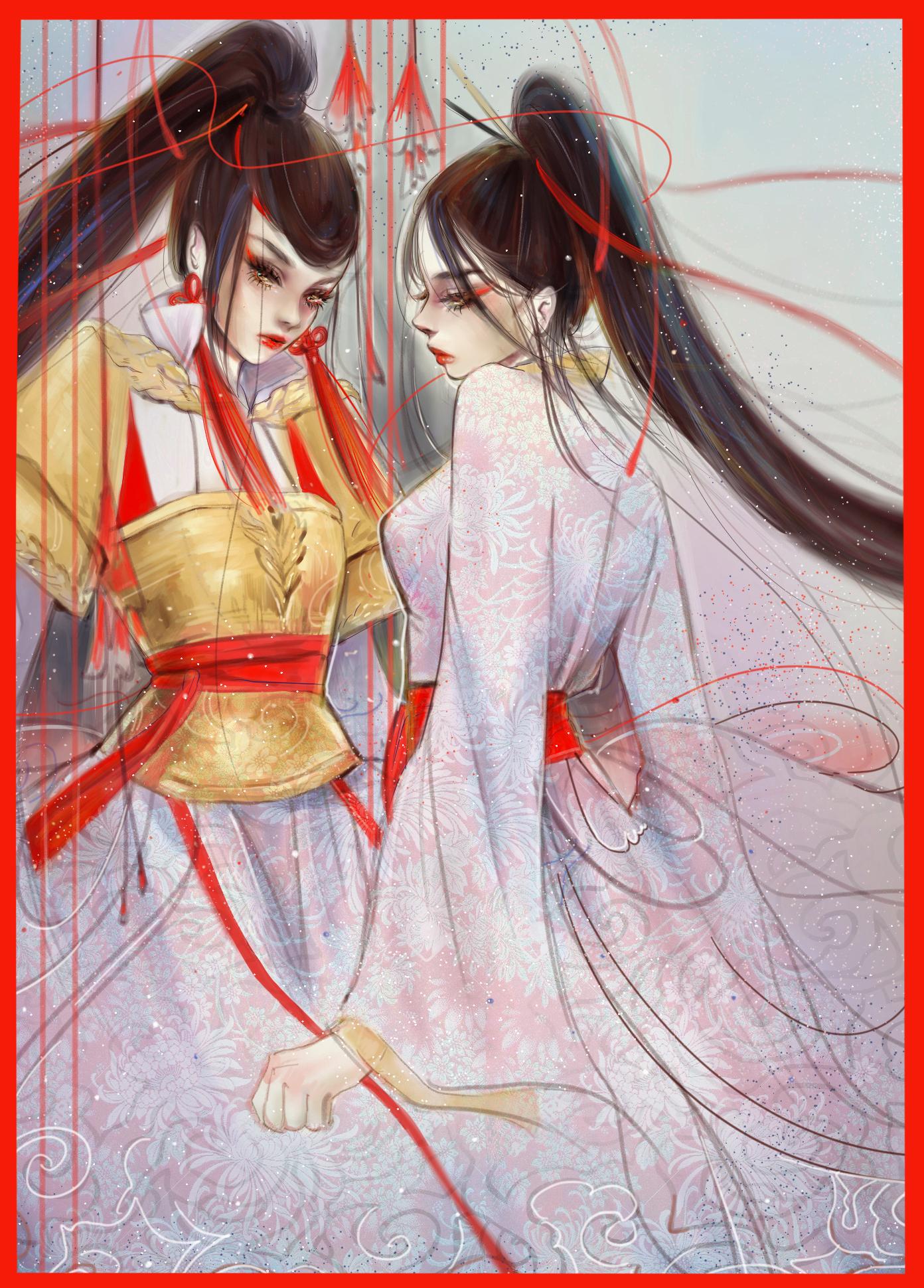 Art by  Connie Kim-Sheng