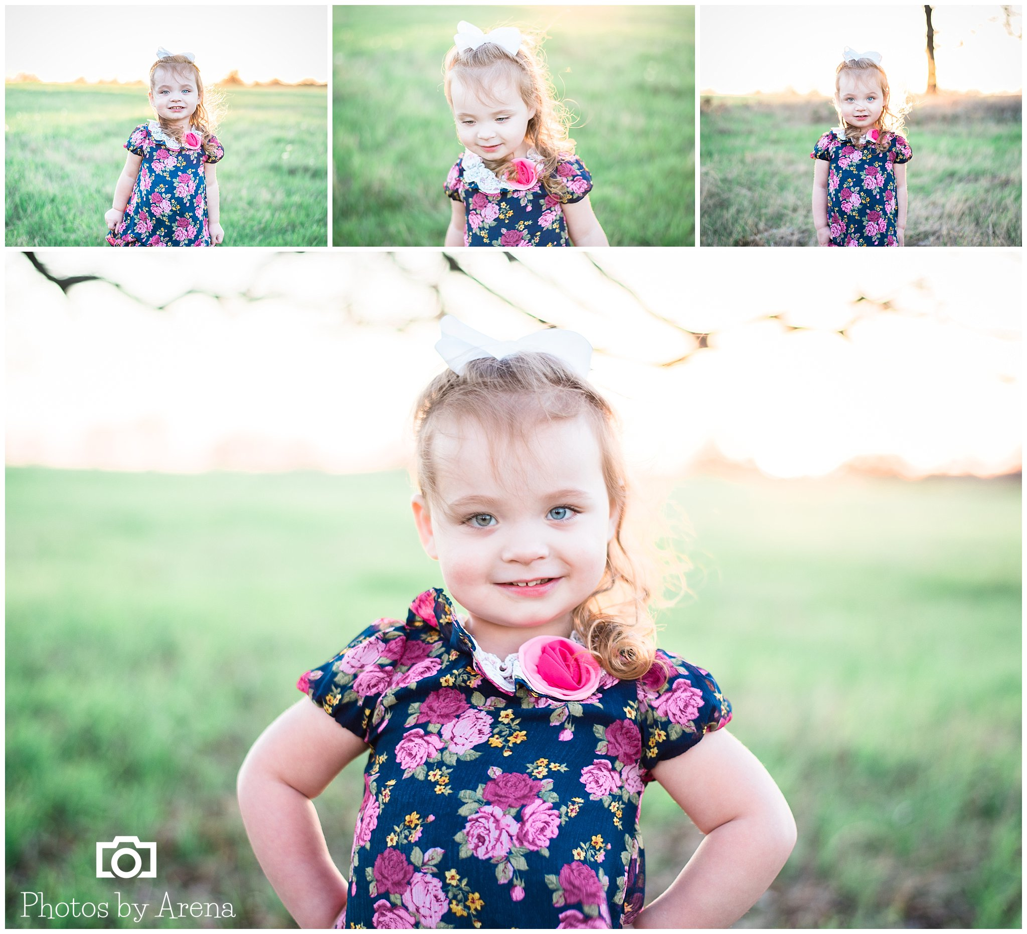 She has officially turned three since I took these photos. Time is going by too quick.