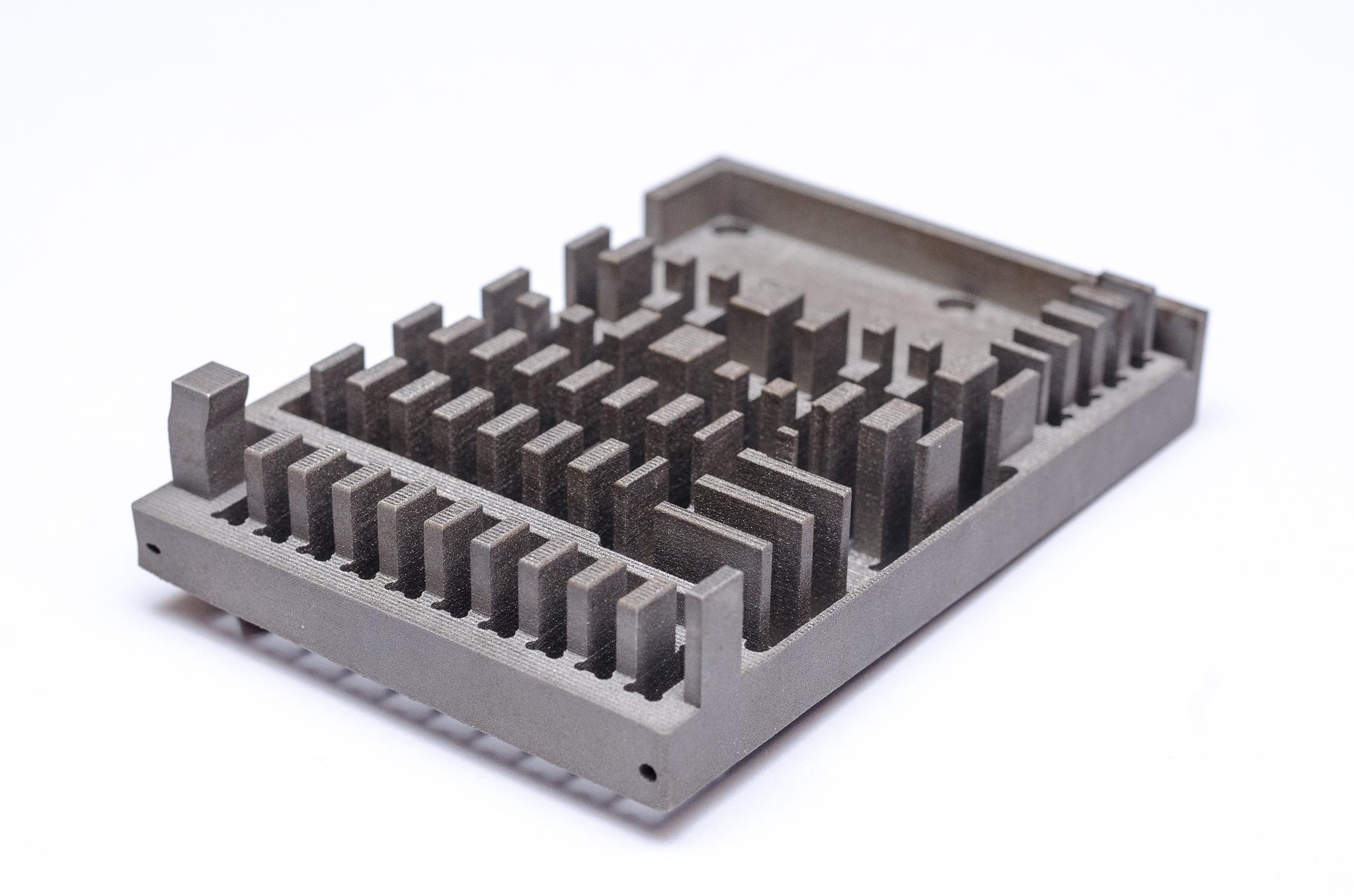 3DprintMetal automotive industry