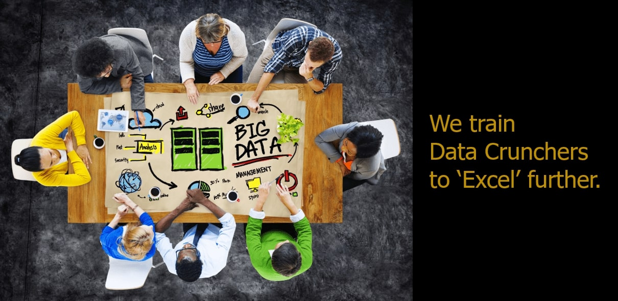 We train data crunchers to excel better