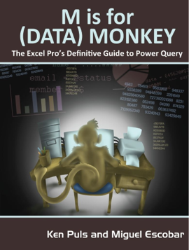 Book M is for Data Monkey