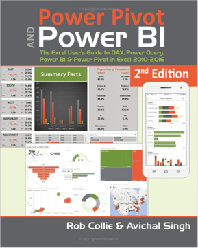 Book Power Pivot and Power BI