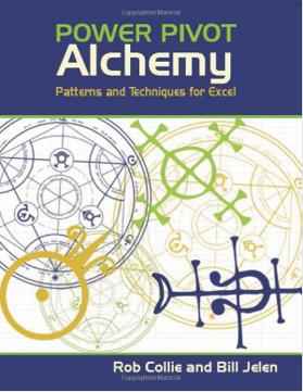 Book Power Pivot Alchemy