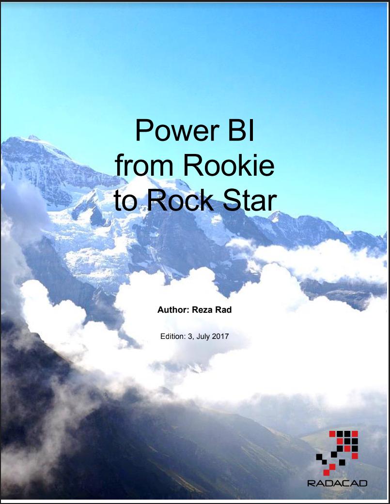eBook Power BI From Rookie to Rock STar