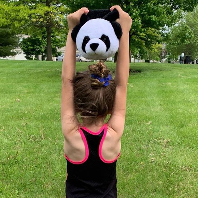My daughter dared me to bring the Kettlemate ™ to you. She thinks this squishy panda is adorable and it's great for kids who want to do what moms are doing during a home workout. She says kids don't get enough time to spend with their parents so this is a fun way for everyone to do something together. (Truth- that really was our conversation) How could I not listen to that logic? - - Busy moms deserve quicker solutions to activities that calm bodies before bedtime and help create routines that make all the daily trasitions smoother. I GOT YOU! - - FOLLOW LINK IN BIO so I can make your mom life easier and kiddos happier.