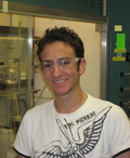 Dr. Alex Goldberg   Postdoc, David Milstein (Weizmann Institute of Science, Israel), 2013+  Ph.D., Caltech 2013 BScH, Queen's University 2008