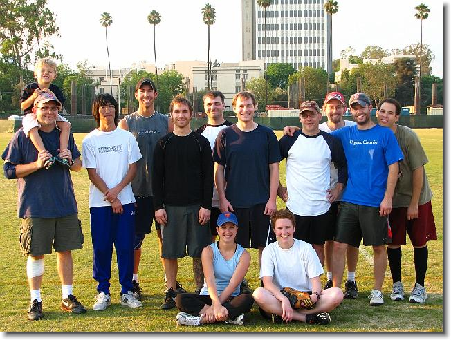Annual Softball Tournament (Team Stoltz 2007)