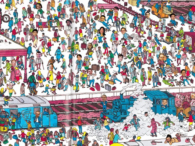 Annual Stoltz Group Calendar: Where's Brian? (2012)