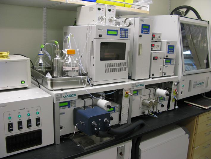 A Prep-scale SFC instrument