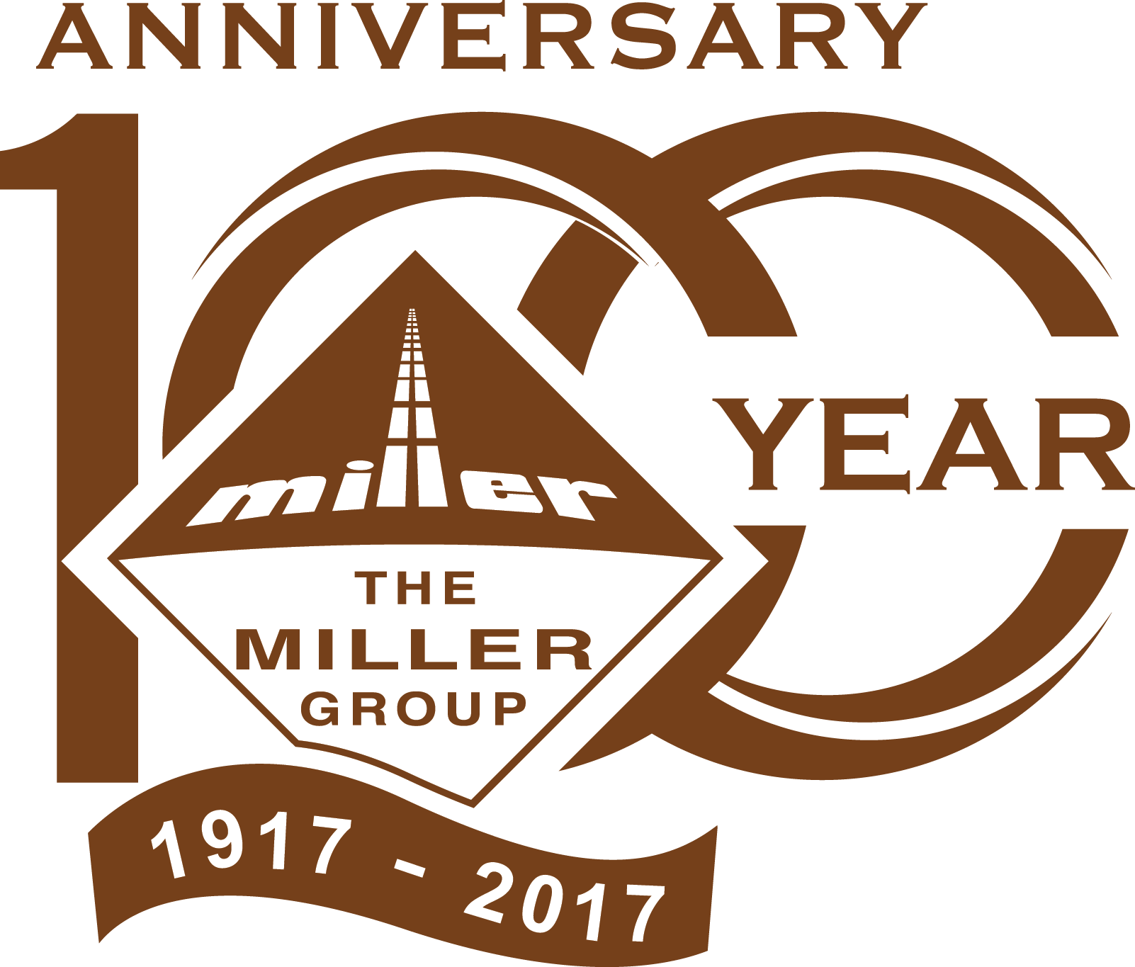 Anniversary 100th The Miller Group White png.png