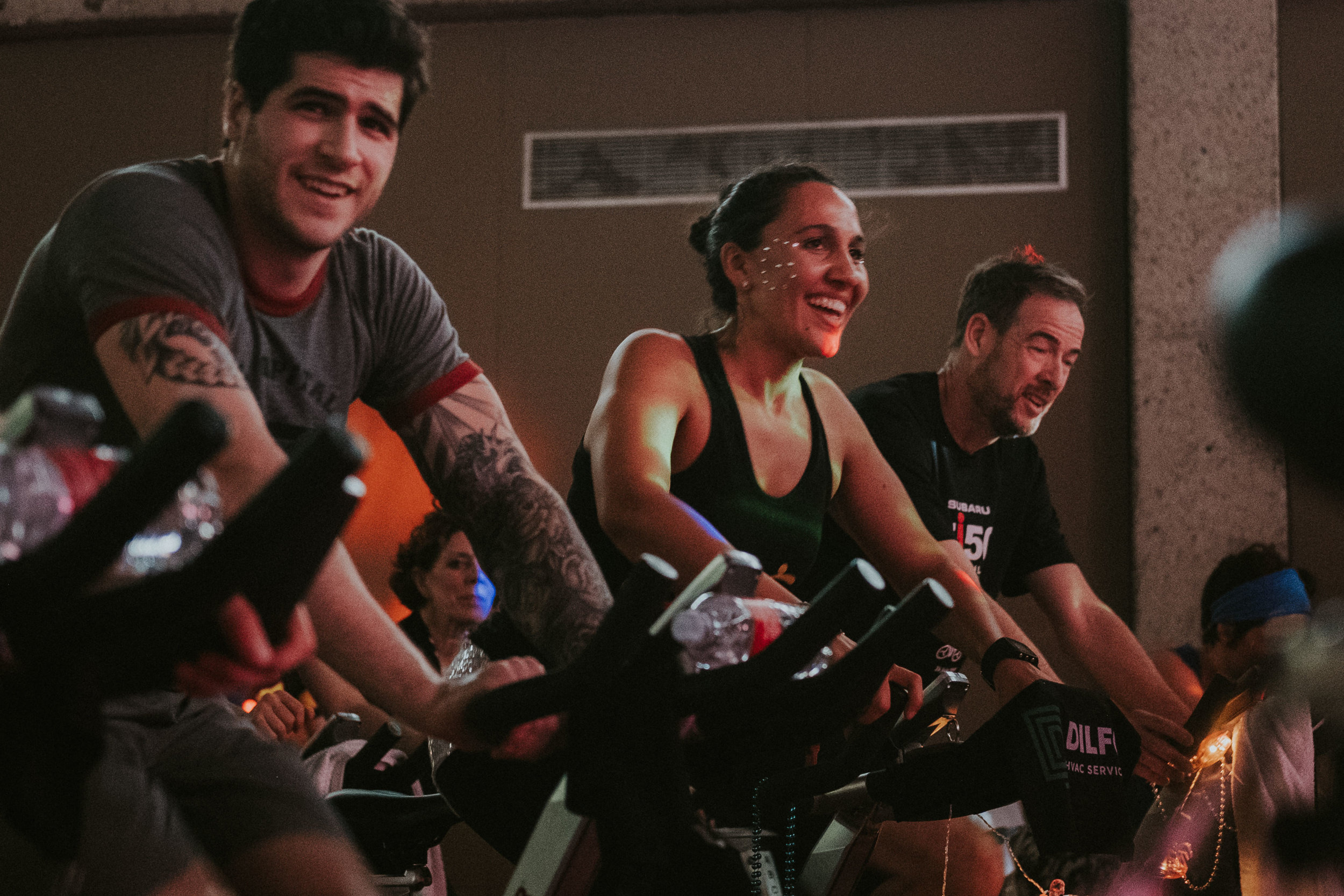 Y Events: Y Cycle for Strong Kids - Do you have what it takes to challenge yourself to a 2-hour indoor cycling ride? Hear from long-time participant and ride leader Anna, and why she says you should still consider joining even if you have never been on a spin-bike before!