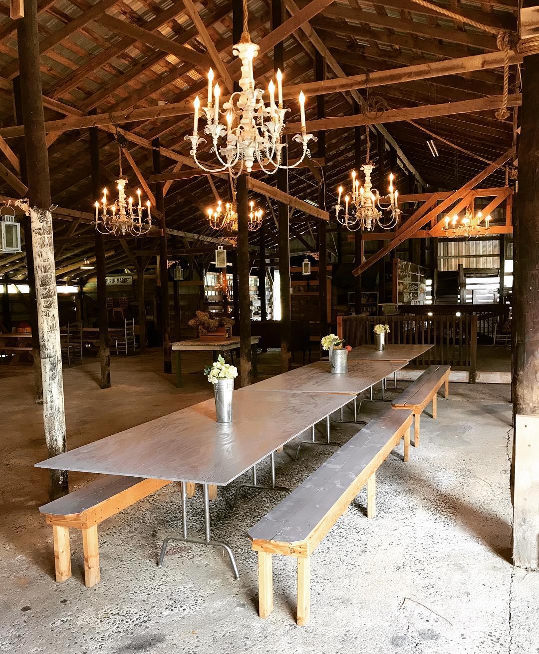 The Stockyard Barn      Denton NC