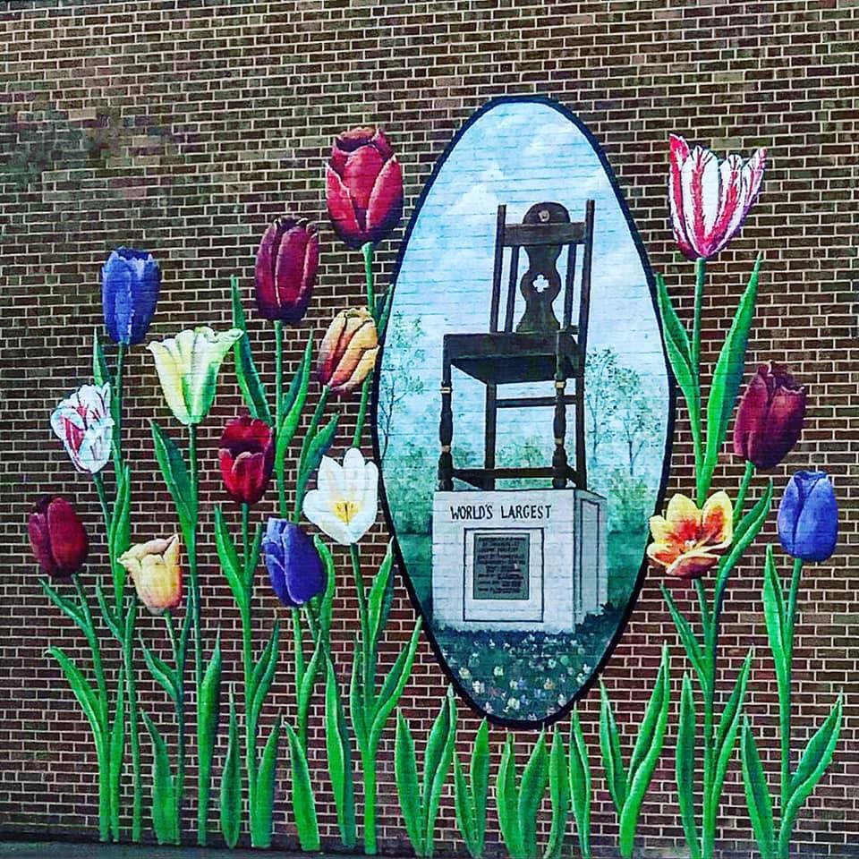 Mural Artist - Dana Holliday