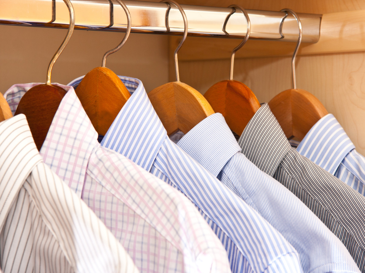 DRY CLEANING - Don't have time to get your suit or dress cleaned? A Zebrano Concierge can pick-up and drop off directly to your closet.