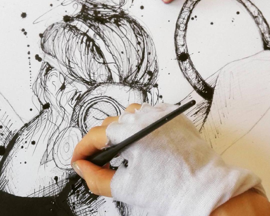 watch me paint -
