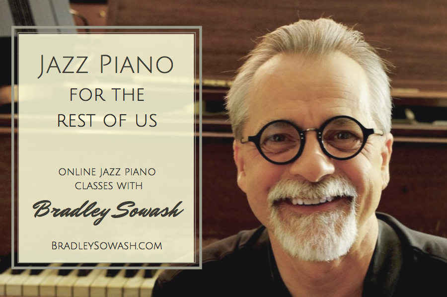 The best way to learn to improvise is with an experienced teacher who is genuinely interested in your success.  Learn more about my live online classes here.