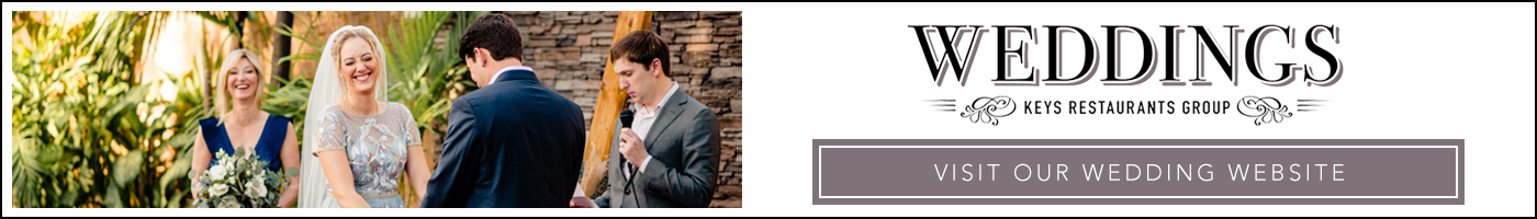 visit keys restaurants groups website for weddings and receptions