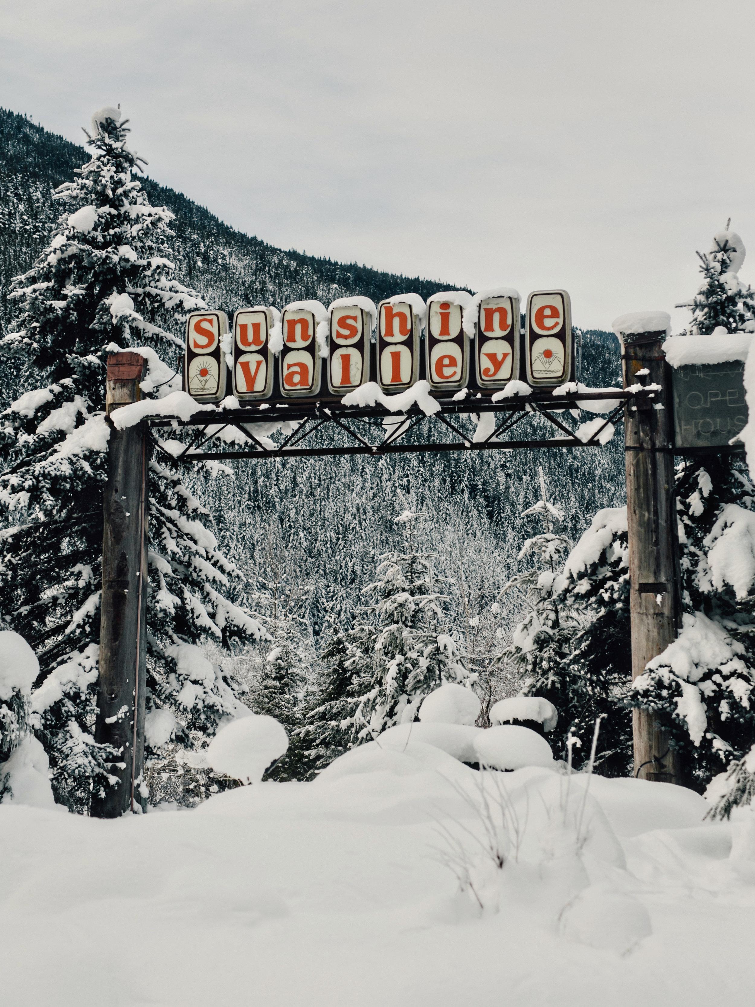Sunshine Valley, British Columbia Canada