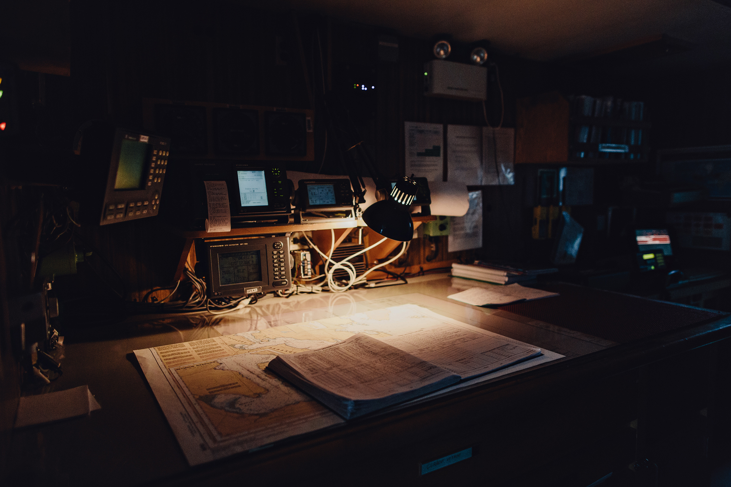 Chart Room, Canada C3